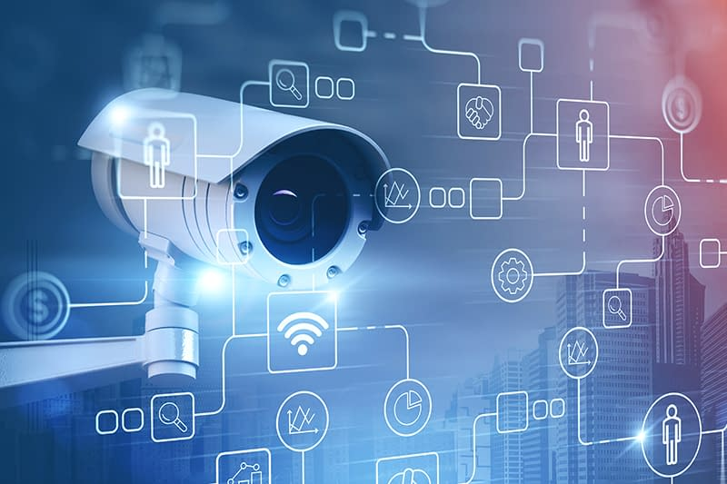 install security cameras in Trinidad