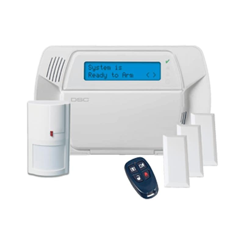 instrusion alarm 1