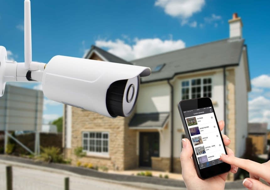Right CCTV Camera For Your Home 1